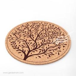زیرقابلمه ای دایره 30 درخت زندگی محصولات