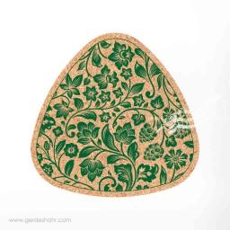 زیرقابلمه ای مثلث 25  بوته تمشک سبز محصولات