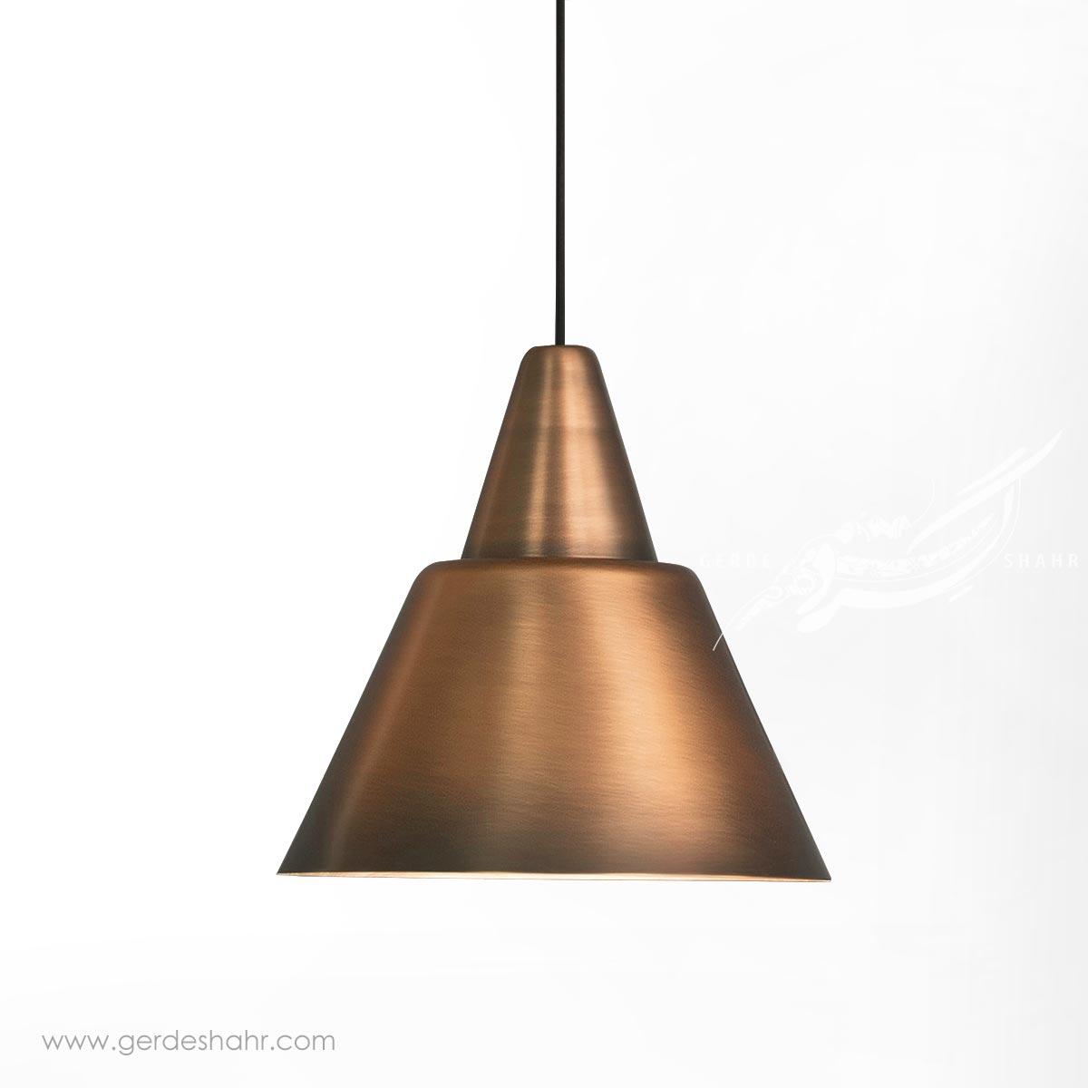 آویز روشنایی مسی سماع متوسط تیروژ محصولات