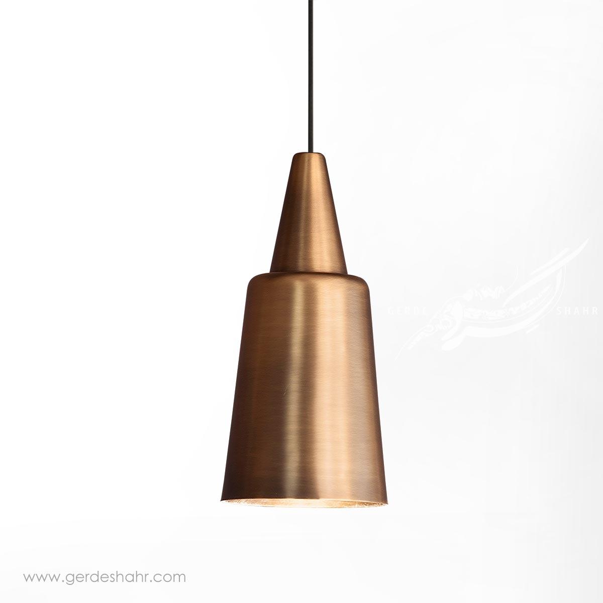 آویز روشنایی مسی سماع کوچک تیروژ محصولات