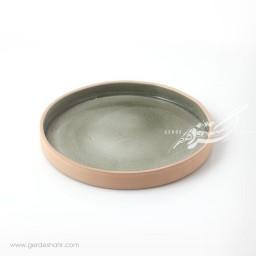 بشقاب بزرگ خاکستری زین دست محصولات