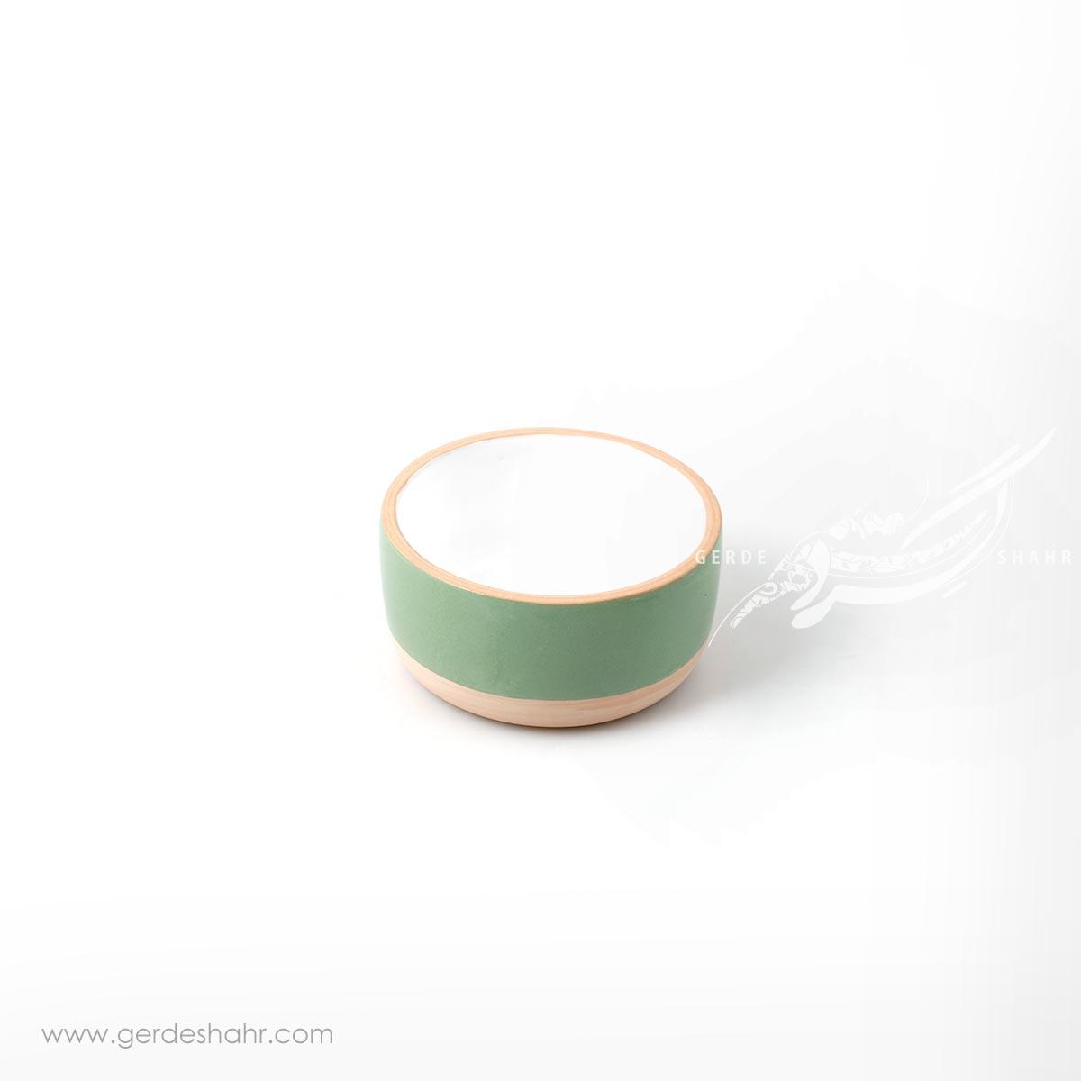کاسه سبز روشن زین دست محصولات