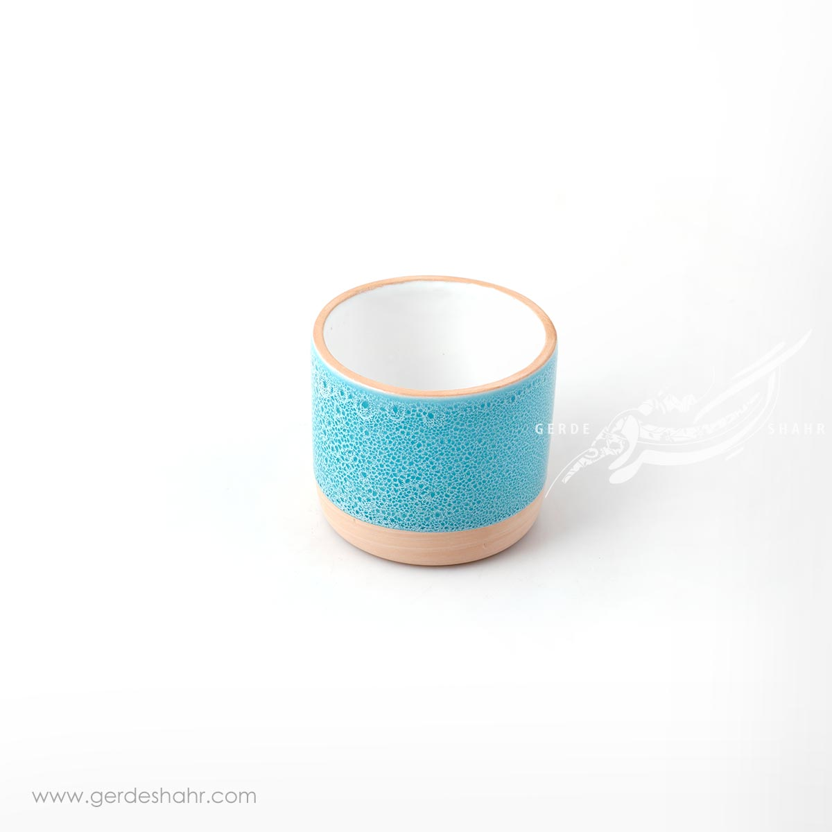 لیوان آبی جزیره زین دست محصولات